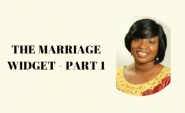 The Marriage Widget – Part 1