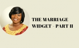 The Marriage Widget – Part II